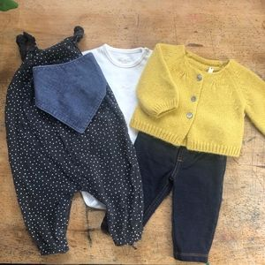 Other - 6 Month Girl Baby Bundle